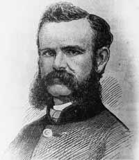 John Wesley Powell about the time of his Longs Peak ascent