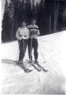 Joyce and George Engel